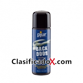 Pjur Back Door Comfort Lubricante Agua Anal  30 Ml