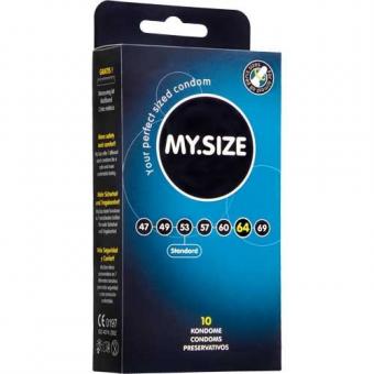 MySize My Size 64 mm. (10 uds.)