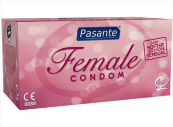 Pasante Female Condom 2 (Femenino) Granel