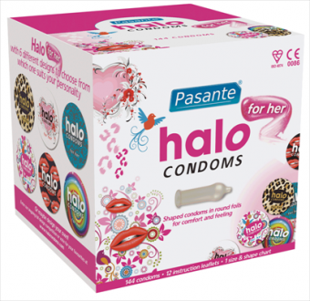 Pasante Halo For Her Granel