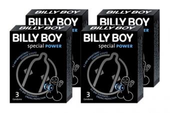 Billy Boy Special Power