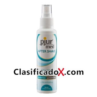 Pjur Med Spray Para Despues De La Depilacion 100 Ml