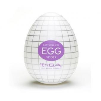 Tenga Egg Spider