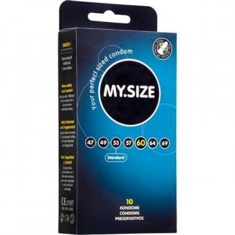 MySize My Size 60 mm. (10 uds.)