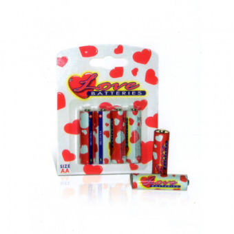 Varios Love Batteries