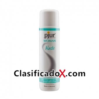 Pjur Woman Nude Lubricante Base Agua 100 Ml