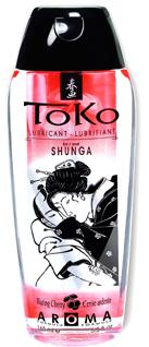 Shunga Lubricante Toko Cereza