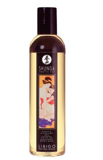 Shunga Aceite de Masaje Romance (Fresas y Champagne)
