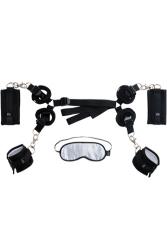 Fetish Fantasy Kit Bondage + Soft Blindfold