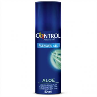 Control Pleasure Gel Aloe Vera
