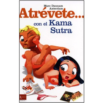 Libros Atrévete Con El Kamasutra