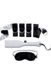 Fetish Fantasy  Kit Sensual Bondage + Soft Blindfold