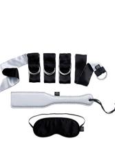 Fetish Fantasy  Kit Sensual Bondage + Soft Blindfold