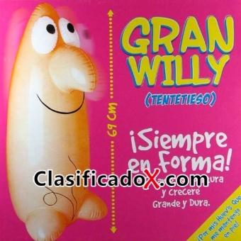 Gran Willy Tentetieso