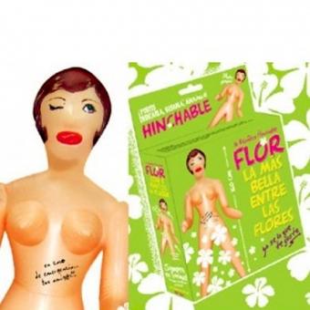 La Muñeca Hinchable Flor