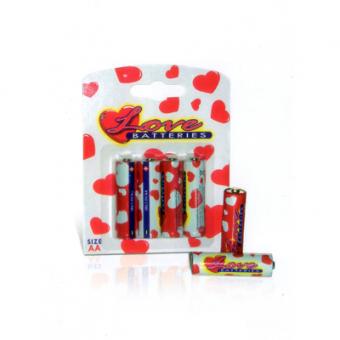 Varios Love Batteries