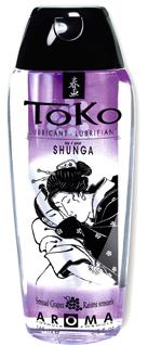 Shunga Lubricante Toko Uvas Sensuales