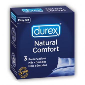 Durex Durex Natural Comfort Vending 96 cajas