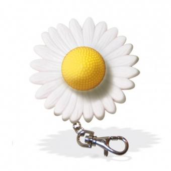 Flower Power Llavero Vibrador