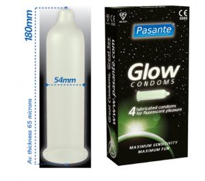 Pasante Glow Fosforescente 4