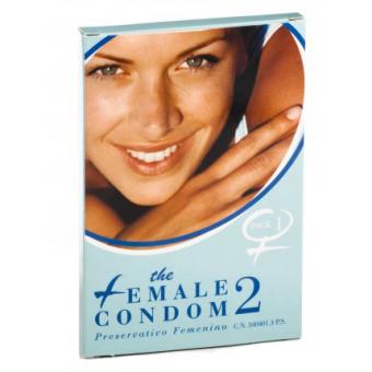 Female Condom Female Condom 2 (1 unidad)