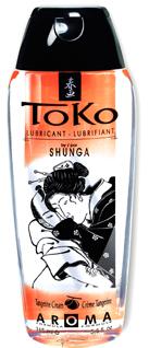 Shunga Lubricante Toko Crema de Naranja