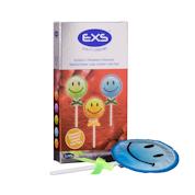 EXS Smiley Face Lollipop Piruleta
