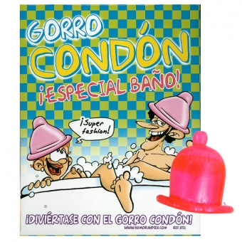 Gorro Condon Hinchable