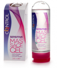 Control Sensitive Massage Gel