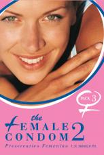 Female Condom Female Condom 2 (3 unidades)
