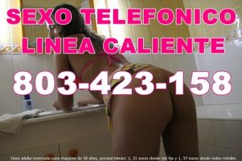 Soy multiorgásmica TELEFONO 803 423 158