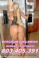 telefono 80 34 05 391 APASIONADA