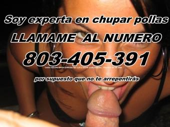 telefono 80 34 05 391 BOCA CHUPONA