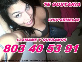 telefono 80 34 05 391 Necesito de un hombre