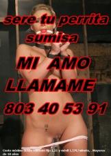 telefono 80 34 05 391 una SUMISA!!! aquí me tienes