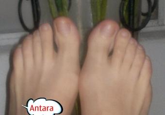 Pies fetichismo con pies bonitos