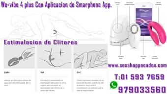 sexshop san isidro we vibe 4 plus encuentra tu punto G EL PLACER AL MAAXIMO 01-5937659
