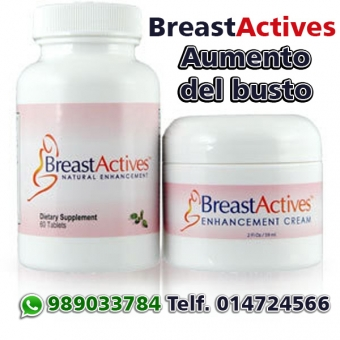 Breast Actives en  Peru - aumento de bustos natural entrepareja.com