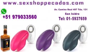 sexshop san isidro wevibe4plus estimulador clitorial encuentra el climax perfecto sexshop tel:01-5937659