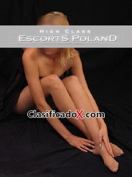 Isabelle Warsaw Escort Poland Agency