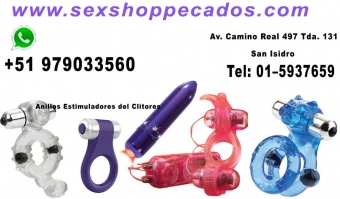 delivery a domicilio conejos vibradores estimuladores sexshop san isidro cel:979033560