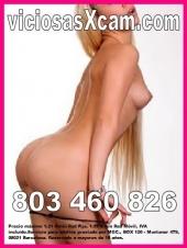 linea erotica Murcia 803 460 826 y webcam , videollamada barata 1 sms o 1 euro / dia