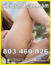 PAJAS POR TELEFONO 803 460 826, GUARRA CACHONDA TETAS GRANDES  EN DIRECTO POR WEBCAM 1 EURO / DIA