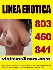 telefono erotico Cadiz 803 460 841, sexo por cam 1 euro/ dia, chicas y travestis, webcam porno barata