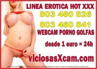 VIDEOLLAMADA PORNO 1 SMS, WEBCAM XXX 1 EURO/ DIA, TELEFONO EROTICO 803460841