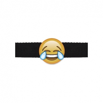 Laughing Out Loud Emoji - Mordaza