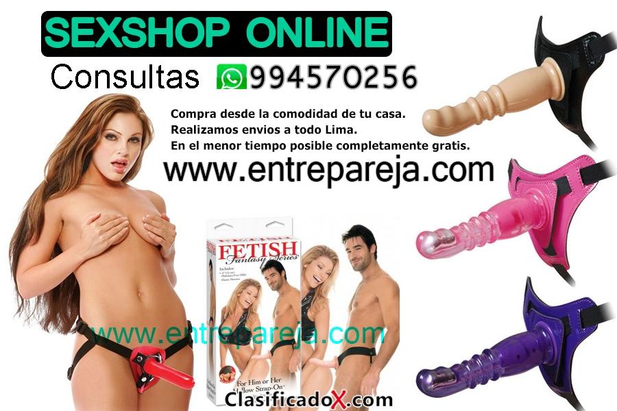 Protesis con vibrador en lima sexshop lince peru Tlf: 4724566 - 994570256