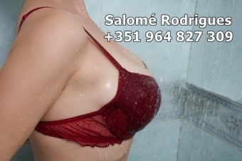 Salome Rodrigues, Escort in Porto, Portugal!Just Outcalls +351 964827309