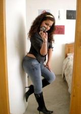 Claudia – blanquita – potoncita – interracial