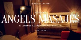 AngelsMasajes. Tu centro de masajes eróticos en Barcelona